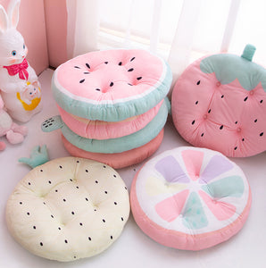Sweet Fruits Seat Cushion JK2162
