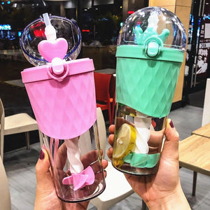 Kawaii Fruits Drinking Bottle JK2042
