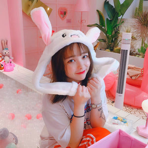 Kawaii Long Ear Rabbit Hat JK1185