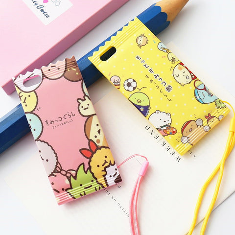 Candy Phone Case for iphone 6/6s/6plus/7/7plus/8/8P/X  JK1119