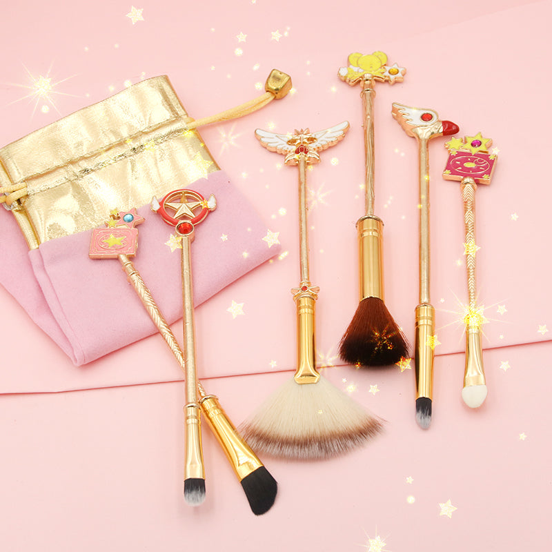 Fashion Sailormoon Makeup Brush Set  JK1713