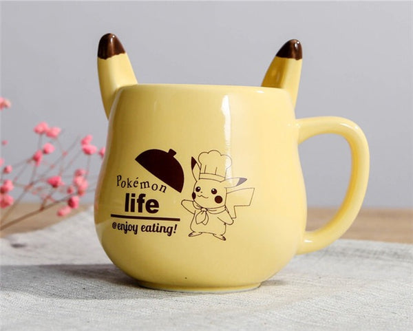 Lovel Pikachu Bowl/Cup/Dish JK2418