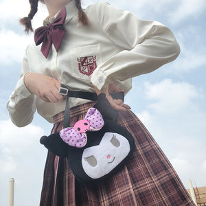 Cartoon Anime Shoulder Bag JK2528