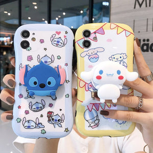 Cartoon Anime Phone Case for iphone7/7plus/8/8P/X/XS/XR/XS Max/11/11 pro/11 pro max JK2487