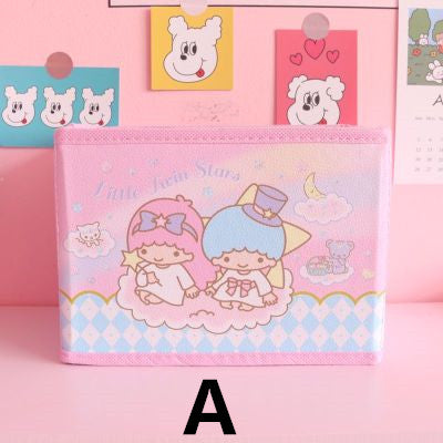 Cartoon Mymelody Folding Storage Box JK1988