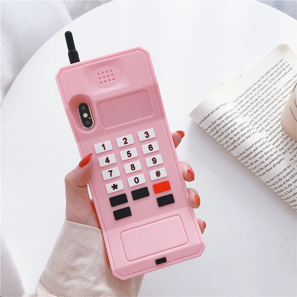 Lovely Cellular Phone Case for iphone 6/6s/6plus/7/7plus/8/8P/X/XS/XR/XS Max JK1806
