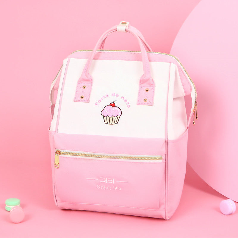 Kawaii Cake and Fruits Backpack JK2288