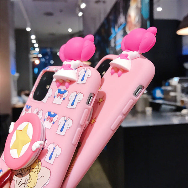 Cute Usagi Phone Case for iphone 11/11pro/11pro max JK2001