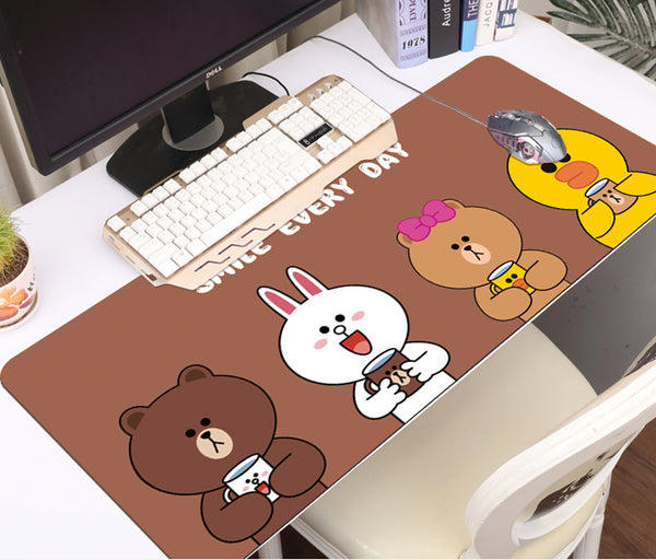 Cute Bear Mouse Pad JK1495