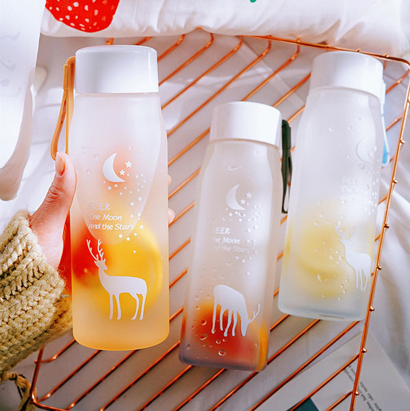 Fashion Deer Bottle JK1643