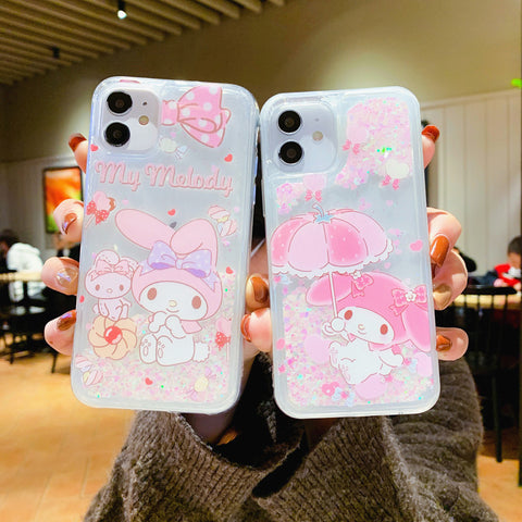 Cute Anime Phone Case for iphone7/7plus/8/8P/X/XS/XR/XS Max/11/11 pro/11 pro max/12/12pro/12mini/12pro max JK2680