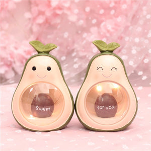 Cute Avocado Night Light JK2172