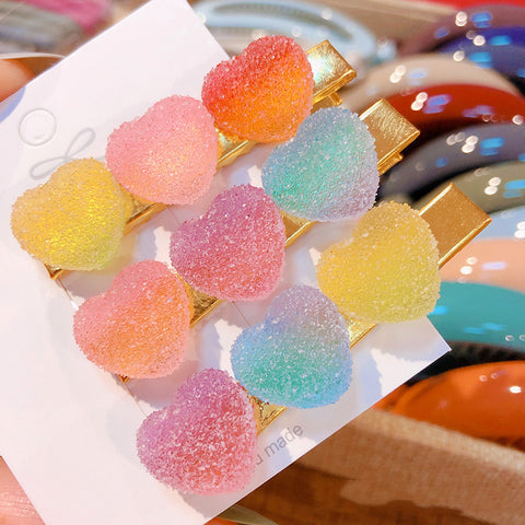 Sweet Candy Hair Clips JK2383