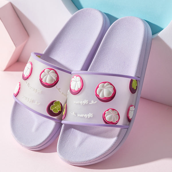 Fashion Strawberry Slippers JK2261