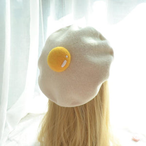 Cute Egg Beret JK2682
