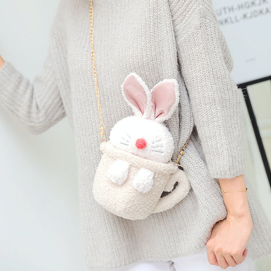 Cute Rabbit Shoulder Bag JK1567