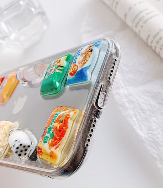 Lovely Foods Phone Case for iphone 6/6s/6plus/7/7plus/8/8P/X/XS/XR/XS Max/11/11 pro/11 pro max JK1947