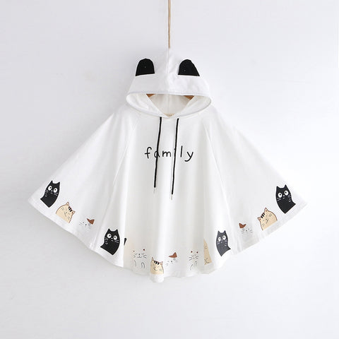 Lovely Cats Coat JK2204