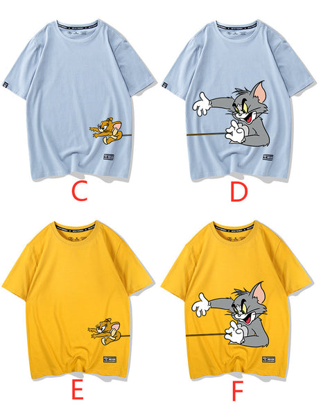 Tom and Jerry Lover T-Shirt  JK1409