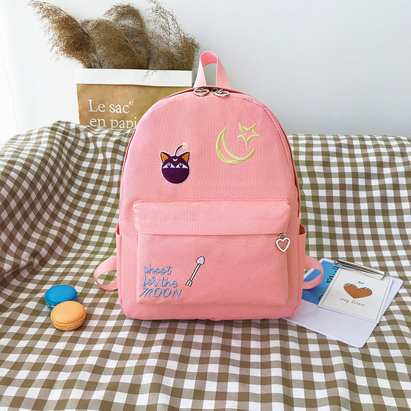 Cartoon Luna Backpack JK1875
