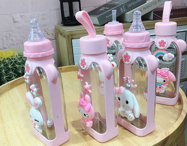 Cartoon Nipple Water Bottle  JK2423