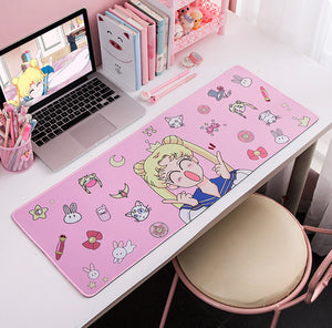Kawaii SaiIormoon Mouse Pad JK1326