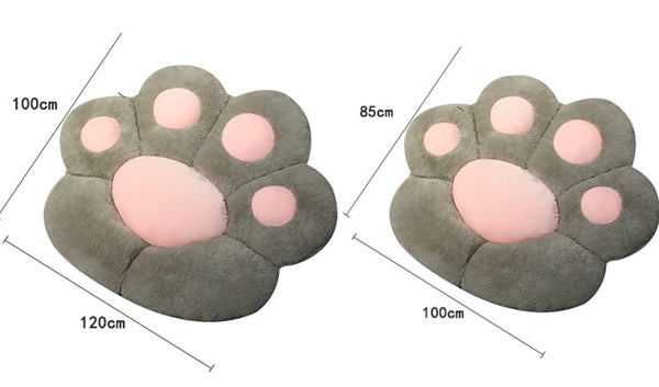 Lovely Cats Paw Cushion JK2562