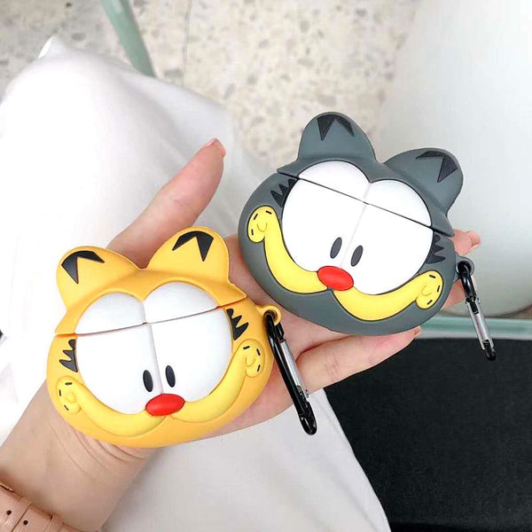 Cartoon Cats Airpods Protector  JK1478