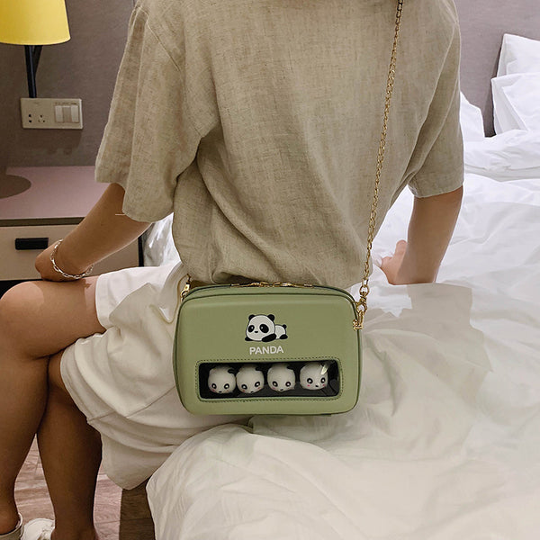 Kawaii Panda Shoulder Bag JK2226