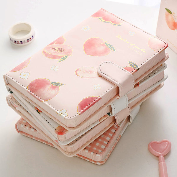 Lovely Peaches Notebook JK2284