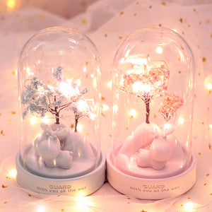 Cute Tree Night Light JK2141