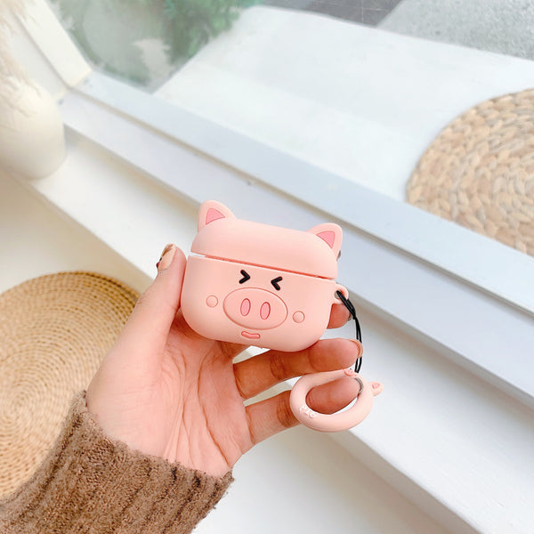 Lovely Pig Airpods Protector Case JK2448