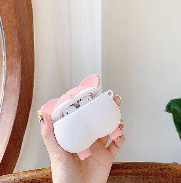 Lovely Pig Airpods Protector Case JK2016