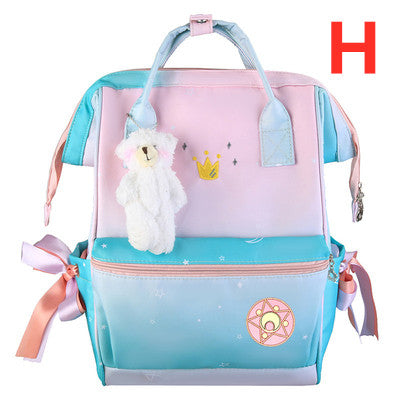 Cartoon Sailormoon Backpack JK2274