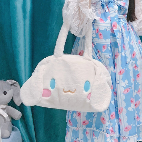 Cinnamoroll Plush Hand Bag JK1515