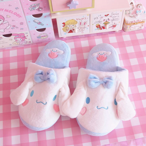 Kawaii Cinnamoroll Slippers JK1908