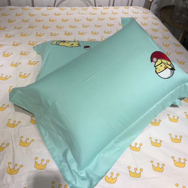Lovely Pikachu Bedding Set JK2006