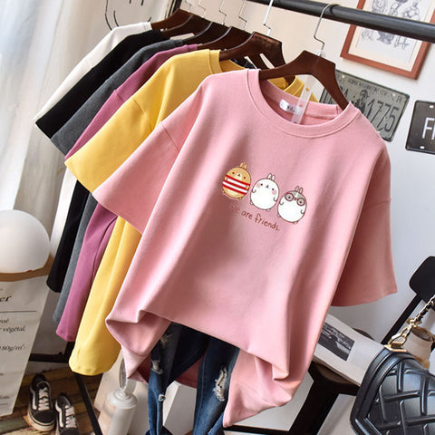 Kawaii Animals T-Shirt  JK1426