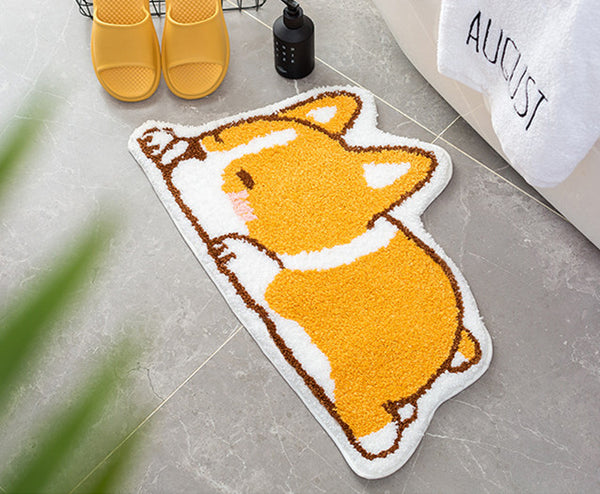 Cute Dog Carpet Mat JK2476