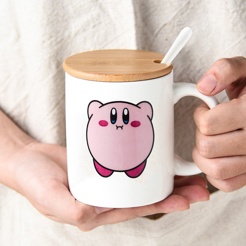 Cute Anime Mug Cup JK2560