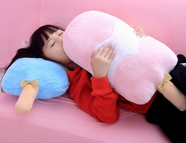 Ice Cream Plush Hold Pillow JK2494