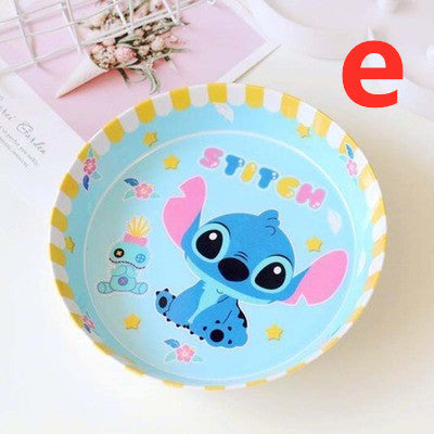 Kawaii Cartoon Snacks Dish JK1289