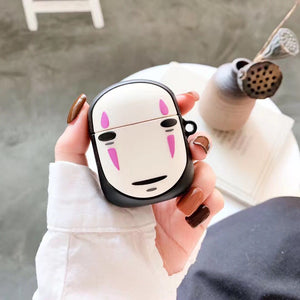 No Face Man Airpods Protector  JK1464