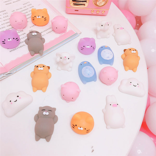 Kawaii Animal Squishy Toys JK1368