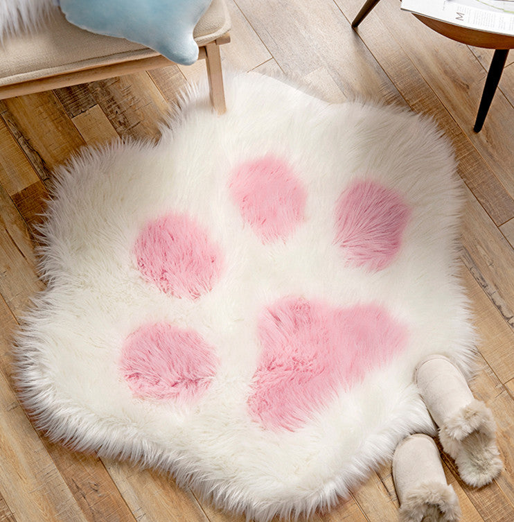 Soft Cat Paw Floor Mat JK2583