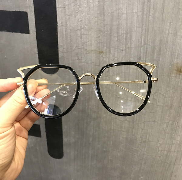 Cute Cat Ears Glasses JK2337