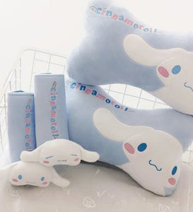 Lovely Cinnamoroll Car Pillow and Shoulder Pad JK1449