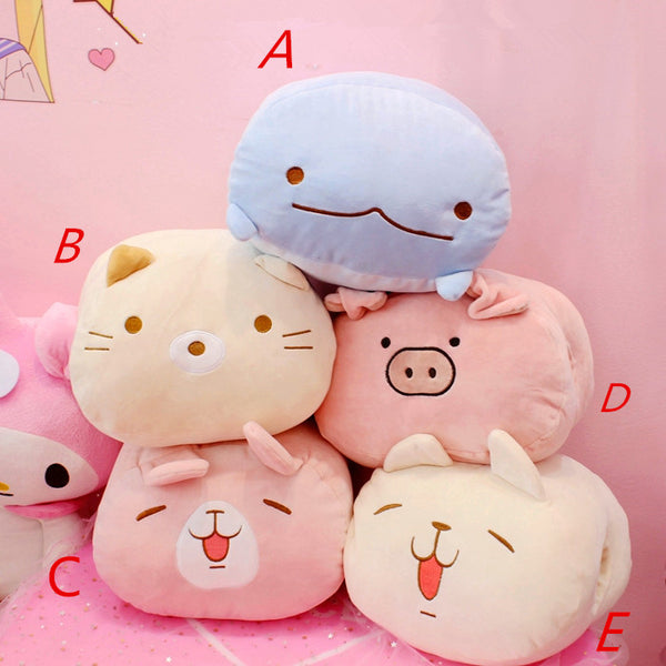 Cute Pink Animal Dolls JK1034