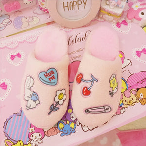 Kawaii Rabbit Slippers JK1195