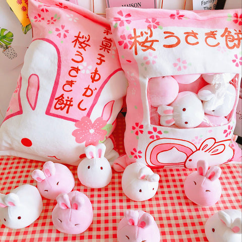 Cute Rabbit Bunny Dolls  JK1038